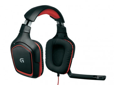 AURICULARES ESTEREO GAMING G230 (981-000540) LOGITECH