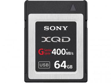 TARJETA XQD QDG64A 64GB SONY