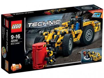 TECHNIC CARGADORA DE MINERIA 42049 LEGO