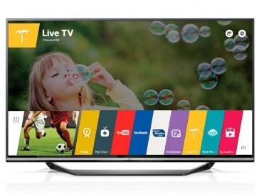 """SMART TV LED ULTRA HD 4K 43"""" LG 43UF7707"""