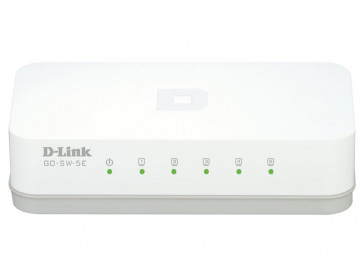 SWITCH ETHERNET GO-SW-5E D-LINK