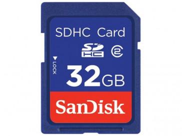 SDHC 32GB STANDARD (SDSDB-032G-B35) SANDISK