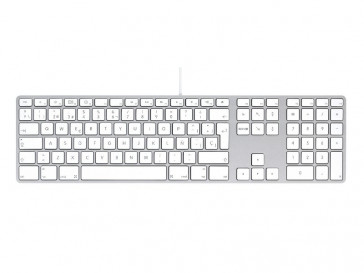 TECLADO MB110Y/B APPLE