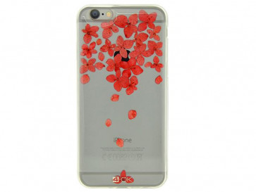 CARCASA FLOWER 4-OK PARA IPHONE 6/6S FCI6PF BLAUTEL