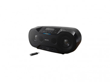 RADIO/CD ZS-RS70BTB BLUETOOTH (B) SONY