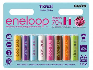 HR-3UTGB-8BP TROPICAL ENELOOP