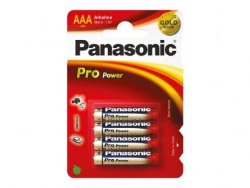 PILAS PRO POWER 60X4 LR03 MICRO AAA PANASONIC