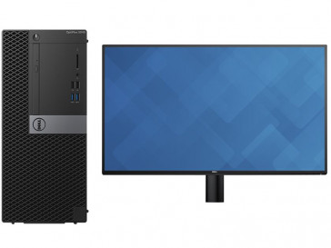 KIT OPTIPLEX 5040 MT (3Y94K) + MONITOR U2717DA (210-AICG) DELL