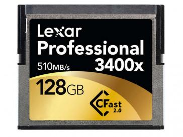 CF 128GB 3400X LC128CRBEU3400 LEXAR