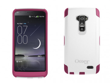 FUNDA COMMUTER LG G FLEX PAPAYA OTTERBOX