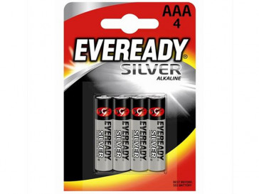 PILAS AAA EVEREADY SILVER X4 637330 ENERGIZER
