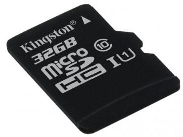 MICRO SDHC 32GB CLASE 10 UHS-I (SDC10G2/32GBSP) KINGSTON