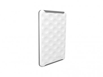 FUNDA HARD CANDY BUBBLE 360 IPAD3-B360-WHI BELKIN