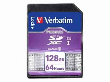 SDXC 128GB CLASE 10 44025 VERBATIM