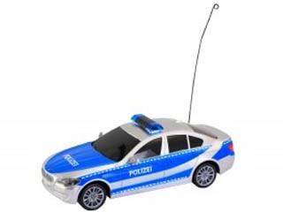 RC RACER COCHE DE POLICIA 28211 KEINE MARKE