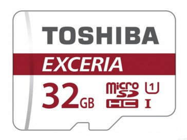 EXCERIA MICRO SDHC UHS-I CON ADAPTADOR 32GB (THN-M301R0320EA) TOSHIBA