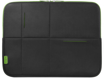 "FUNDA PORTATIL AIRGLOW 15.6"" NEGRO/VERDE SAMSONITE"