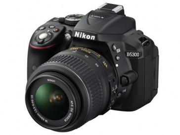 CAMARA REFLEX NIKON D5300 + AF-S 18/55 VR
