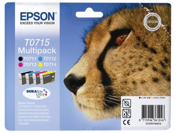 KIT TINTA CMYK C13T05564020 EPSON