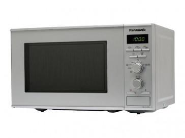 MICROONDAS LIBRE INSTALACION PANASONIC 20L 800W GRIS NN-J161MMEPG