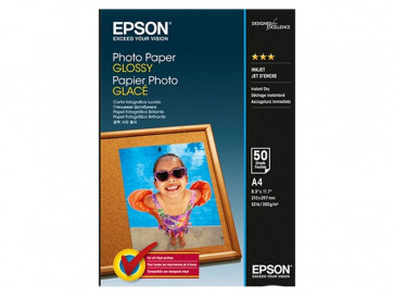 PAPEL GLOSSY A4 50 HOJAS C13S042539 EPSON