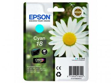 TINTA CIAN C13T18024020 EPSON
