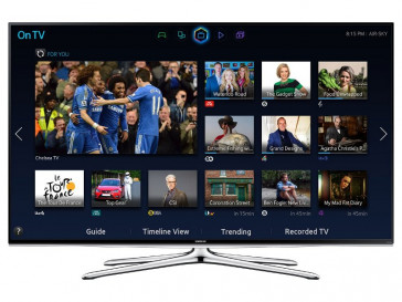 "SMART TV LED FULL HD 3D 55"" SAMSUNG UE55H6200"