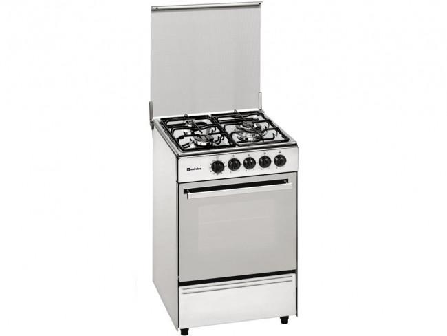 Meireles cocina meireles 3 quemadores encimera y horno a for Cocinas con horno electrico