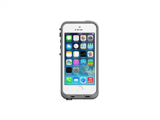59174dc3af6 LIFEPROOF FUNDA FRE IPHONE 5S 2102-02 BLANCA LIFEPROOF - Accesorios ...
