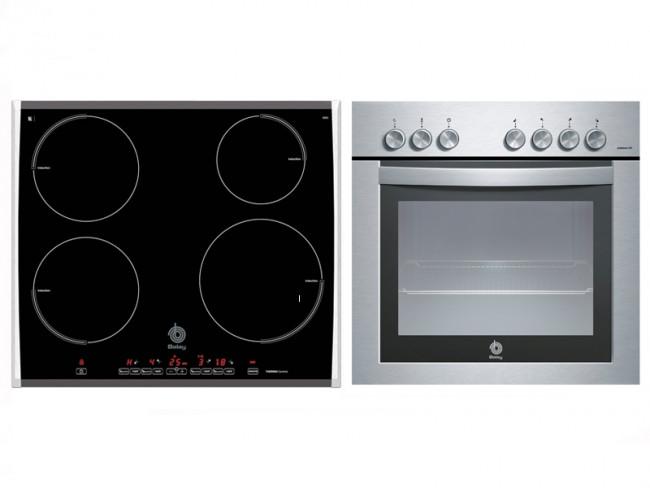 Balay placa de induccion balay 3ef 920f 60cm 4 zonas de - Cocinas de induccion balay ...