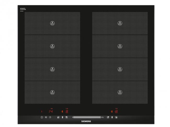 Siemens placa de induccion siemens eh675mv17e 60cm 4 zonas - Placas de flexinduccion ...