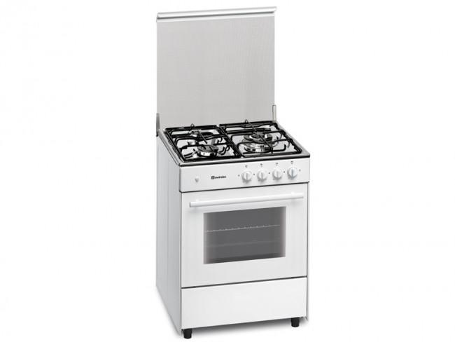 Meireles cocina meireles 3 quemadores encimera y horno a - Cocinas a gas natural ...
