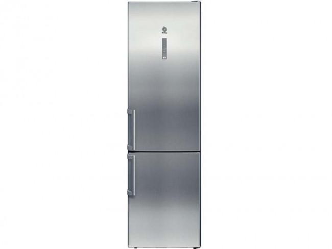 Balay frigorifico balay combi no frost a 3kf6865x acero for Frigorifico acero inoxidable