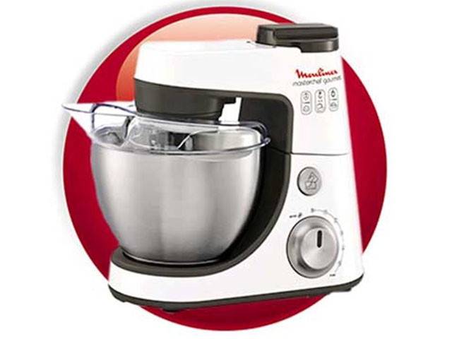 Moulinex robot cocina qa4131b1 masterchef gourmet moulinex for Robot cocina masterchef