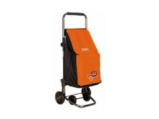 Playmarket carro compra new forzudo plegable orange play productos del hogar precio 47 20 - Carro compra plegable ...