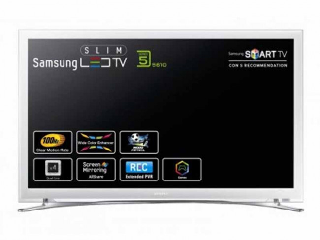 samsung smart tv led full hd 22 samsung ue22h5610 plateado televisores precio 256 33. Black Bedroom Furniture Sets. Home Design Ideas