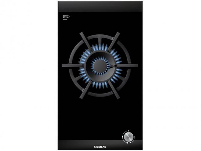 Siemens placa de cocina siemens er326ab70e gas natural 30cm 1 quemador placas de cocina - Placas de cocina de gas natural ...