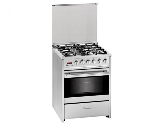 Meireles cocina meireles 4 quemadores encimera a gas for Cocinas con horno de gas butano baratas