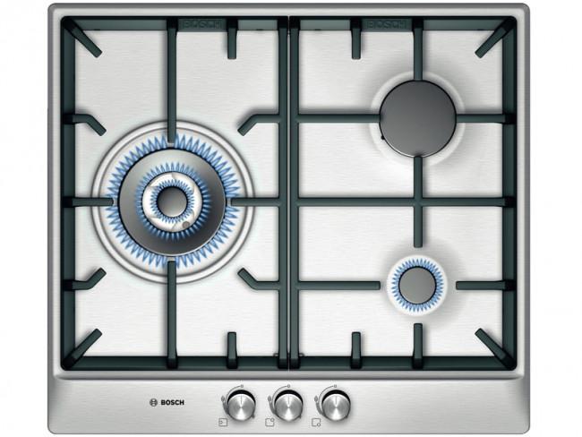 Pcc615b90e bosch encimera - Placa cocina gas natural ...