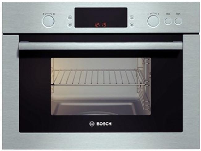 Bosch horno a vapor bosch hbc26d550 acero inoxidable for Horno pirolitico vapor bosch