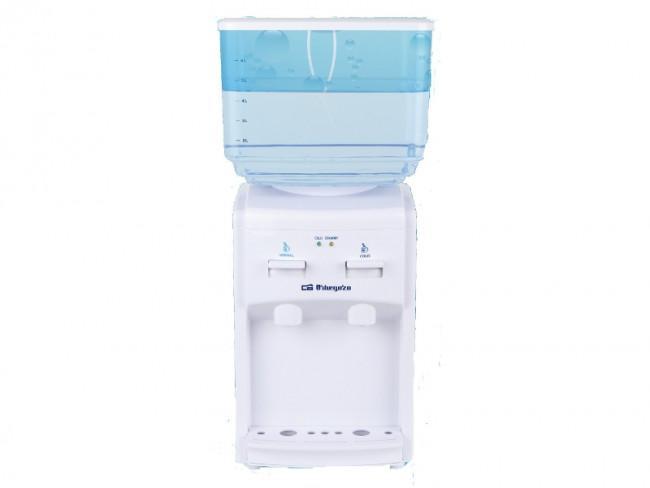 Orbegozo dispensador agua da 5525 orbegozo for Dispensador agua fria media markt