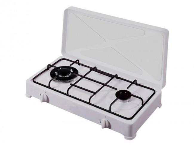 Vitrokitchen hornillo vitrokitchen 250bb gas butano 2 for Quemadores de cocina de gas butano
