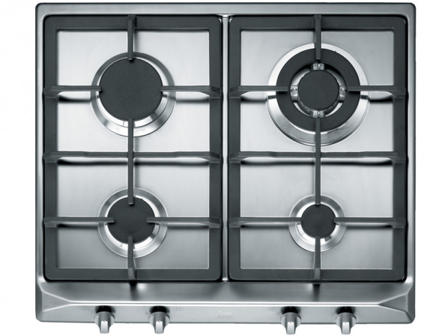 Teka placa de cocina teka em 60 4g ai al tr nat gas natural 60cm 4 quemadores sin marco placas - Placa cocina gas natural ...