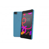 FUNDA CANDY AQUARIS M5 AZUL BQ