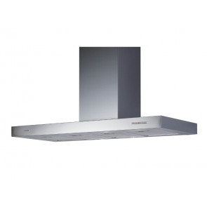 CAMPANA NODOR DECORATIVA PARED 90CM INOX LED LICEO 90 7985