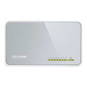 SWITCH 8 PUERTOS TL-SF1008D TP-LINK