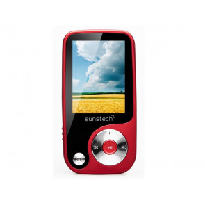 MP4 THORN 4GB RED SUNSTECH