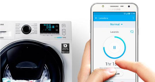 smart control samsung addwash