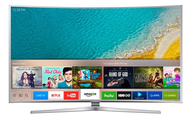 Nuevo Smart tv Samsung
