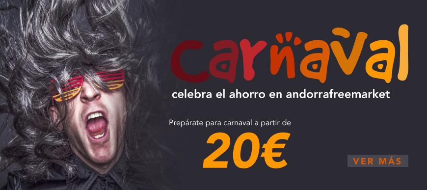 ofertas para carnaval